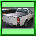 Tonneau covers FORD BANTAM bakkies