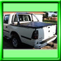 Tonneau cover for GWM / GONOW DOUBLE CAB bakkie