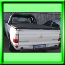 Tonneau cover for COLT LWB bakkie