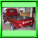 Tonneau cover for DFM bakkie