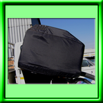 Boat motor covers - manufactured with lined RIPSTOP fabric - BIKINI COVER