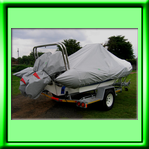 PVC material BOAT COVER for INFLATABLE