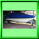 PVC material Boat Cover for BAYLINER