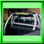We manufacture custom Roll Bar Protectors to fit your bakkie's Roll Bar