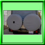 We manufacture custom SPARE WHEEL COVERS as to your requiments